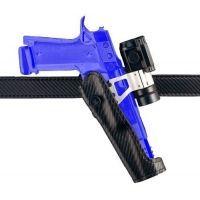 "Safariland 010 ""Tactical Option"" Competition Holster for Pistols - Carbon Fiber Look Black, Left Hand 010-8537-652"