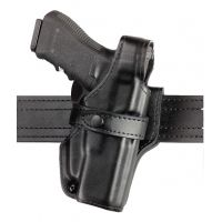 Safariland 070 Duty Holster, SSIII Mid-Ride, Level III Retention - Plain Black, Right Hand 070-56-161