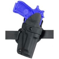 Safariland 0701 Concealment Belt Holster - STX TAC Black, Right Hand 0701-777-131-175