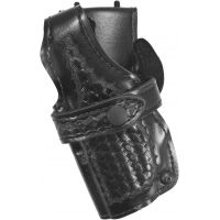 Safariland 0705 Duty Holster, SSIII Low-Ride, Level III Retention - Basket Black, Left Hand 0705-75-182
