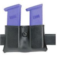 Safariland 079 Concealment Magazine Holder, Snap-On, Double - STX TAC Black, Ambidextrous 079-383-13