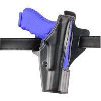Safariland 329 Contour Concealment Holster for Pistols - Plain Black, Left Hand 329-74-62