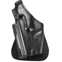 Safariland 518 Paddle Holster - Plain Black, Left Hand 518-20-62