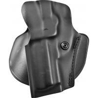 Safariland 5188 Paddle Holster for Pistols - STX Plain Black, Left Hand 5188-393-412