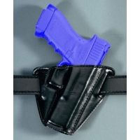 Safariland 528 Open Top Pancake Holster - Plain Black, Right Hand 528-77-61