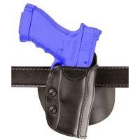 Safariland 568 Custom Fit for Revolvers Holster - Carbon Fiber Look Black, Right Hand 568-12-651