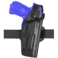 Safariland 6281 Belt Holster, Self-Locking System - STX TAC Black, Left Hand 6281-27721-132