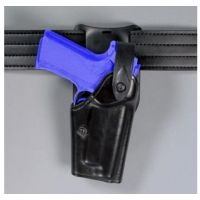"Safariland 6285 1.50"" Belt Drop, Level II Retention Holster - STX TAC Black, Right Hand 6285-09-131"