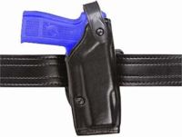 Safariland 6287 Concealment SLS Belt Holster - STX Tactical Black, Left Hand 6287-1402-132