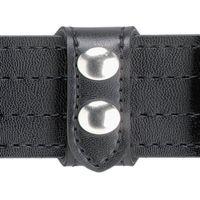 Safariland 63 Belt Keeper, Slotted, 2 Snap 63-4HS