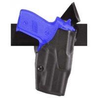 Safariland Model 6320 ALS Duty Holster - STX Plain Black, Right Hand 6320-53-411