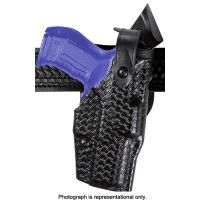 Safariland 6360 ALS Level III w/ Ride UBL Holster - STX Tactical Black, Right Hand 6360-148-131