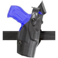 Safariland 6361 ALS Belt Slide Holster w/ SLS - STX TAC Black, Right Hand 6361-77-131