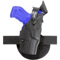 Safariland 6368 ALS Paddle Holster w/ SLS - STX Tactical Black, Left Hand 6368-2192-132