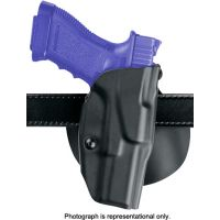 Safariland 6378 ALS Paddle Holster - STX Tactical Black, Right Hand / Left Hand