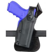 Safariland 6518 Concealment SLS Paddle Holster - Plain Black, Left Hand 6518-219-62