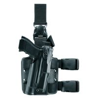 Safariland 6305 ALS Tactical Holster w/ Quick Release Leg Harness - STX FDE Brown, Right Hand 6305-74-551