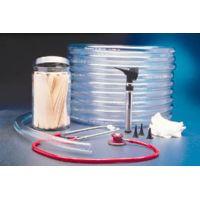"Saint Gobain Tygon Medical PVC Tubing, Formula S-50-HL, Saint-Gobain Performance Plastics AAX00016 50"" Coil Length"