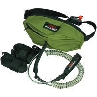 Salamander Sup Bag With Coiled Leash & Carry Strap