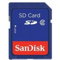 SanDisk 4GB - 2G - 8GB Secure Digital High Capacity SD Memory Cards