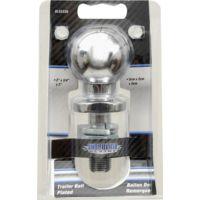 Shoreline Marine Water Sports Gear Trailer Ball - 2in x 3/4in 2in shaft