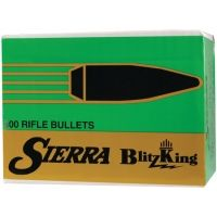 Sierra Rifle Bullet  257 Diameter 70 Grain BlitzKing 500