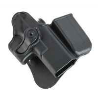 Sig Sauer Retention Roto Holster With Intergrated Magazine Pouch Kel-Tec .380 Black Right Hand ITAC-KEL1