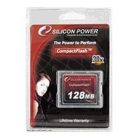 Silicon Power Ultima 30x 128MB CompactFlash Card