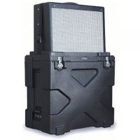 SKB Cases 2x12 Amp Utility Vehicle - Multi Purpose Utility Case with casters 31 x 15 x 27