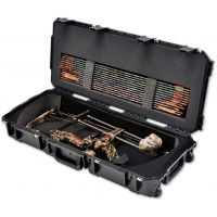 SKB Cases iSeries 3614-PL Parallel Limb Bow Case w/ Foam and Wheels