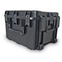 SKB Cases Mil-Std Waterproof Case 14 Deep with wheels & pull handle 23 x 17 x 14