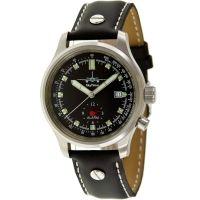 Skytimer 50322 Quartz Alarm Mens Watch - Alarm Function, Water Resistant