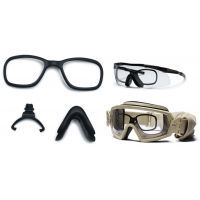 fbbd8df0158 Smith Elite Goggle Eyeshield Interchangeable Rx System