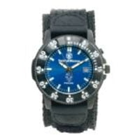 Smith & Wesson Police Watch - Blue Dial, Nylon Strap