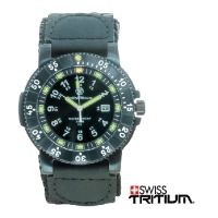 Smith & Wesson Tactical Watch, Tritium, 45 Mm