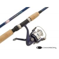 South Bend Cimarron Spin Fishing Rod and Reel Combo