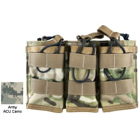 Specter Gear 473 Modular Triple 5.56 mm 30rd. Rapid Reload Mag Pouch (Holds 3)