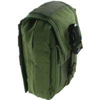 Specter Gear PALS/MOLLE Compatible Rapid Release Individual First Aid Pouch - 578