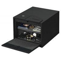 Stack-On QAS1200B BIOMETRIC QUICK ACCESS SAFE Gun Safe Black