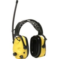 Stanley Personal Protection AM/FM Radio Earmuffs