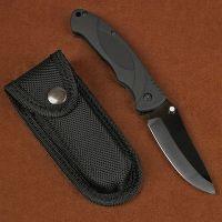 Stone River Gear 7.75in Ceramic Folding Knife w/ Sheath