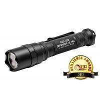 SureFire E2D Led Defender Ultra Flashlight, 500 Lumens