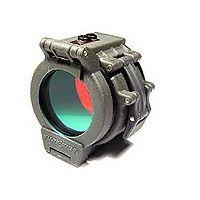 "SureFire FM35 Red Filter for flashlights with 1.25"" diameter bezel (Z2, C2, C3, G2Z, G2, 6P, 9P )"