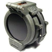 """SureFire FM63 Infrared IR Filter for M2, 8AX, 8NX Flashlights (1.47"""" Diameter Bezel)"""