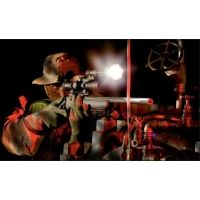 SureFire 1252 Leopard Sniper 30mm Scope Mounted Flashlight