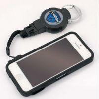 T-Reign ProLink Retractable Gear Tether Smartphone Case for iPhone 4/4S