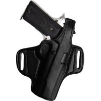 Tagua Gunleather Mini Thumb Break Leather Belt Holster For Sig Sauer P220/P226 Right Hand Black BH1M-400