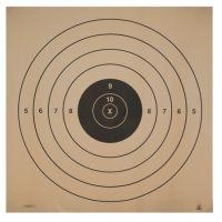 Target Barn SR High Power Rifle Standard Paper Targets 50 Per Pack SRT