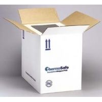 """Tegrant Thermosafe ThermoSafe Insulated Shippers, Polyurethane, Thermosafe Brands E89UPS 5.1 Cm (2"""") Wall Thickness"""