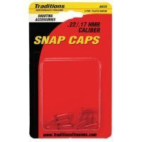 Traditions Snap Caps Pistol .22 Long Rifle/.17 HMR 12 Per Package ASC22